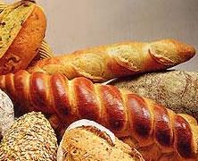 Una selezione di ottimo pane