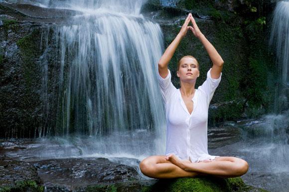 Pranayama et yoga nidra par Deepu pour Infinite Love