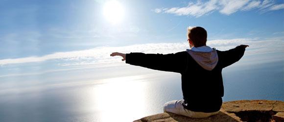 """Le pouvoir du mantra """"je sais"""" est infini."""