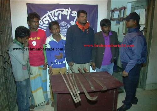 Brahmanbaria arrest photo_21-1-16