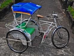 If China has rickshaws and Bangkok has tuk-tuks, Tabaco City in Albay and Virac in Catanduanes have 'padyak'.
