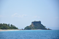 Sombrero Island: The centerpiece of Burias tourism