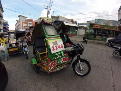 Ride the local tricycle, which is inclined at 45 degrees and designed specifically for the city's hilly streets.
