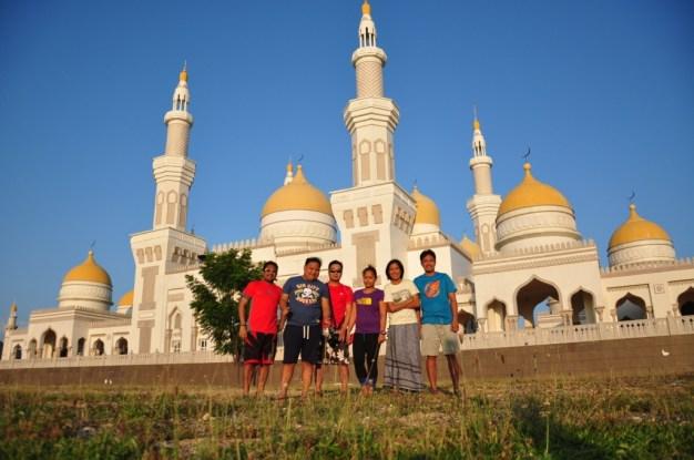 Grand Mosque, Cotabato City, Maguindanao