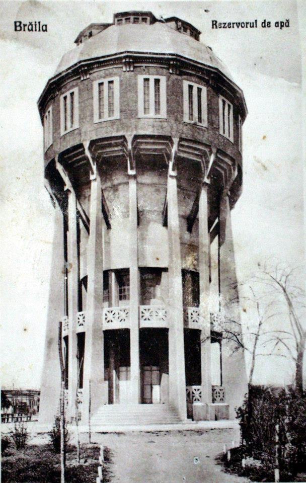 Castelul de apa din Braila