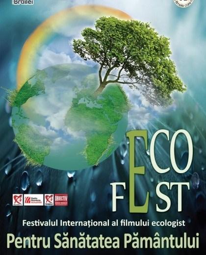 Eveniment - Festivalul International de Film Ecologist la Braila