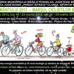 Eveniment - Marsul ciclistilor braileni