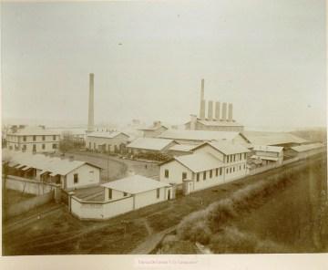 fabrica de ciment I G Cantacuzino Braila