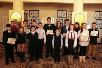 Elevii olimpici ai Liceului de Arta Hariclea Darclee