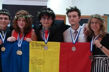 Premiantii-Olimpiadei