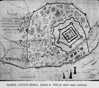 Raiaua Brailei (1540 - 1828)