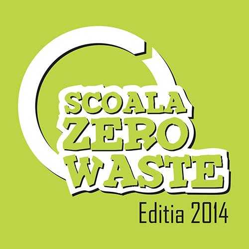 A început concursul de educație ecologică Școala Zero Waste ediția 2014