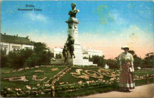 Grupul statuar Traian