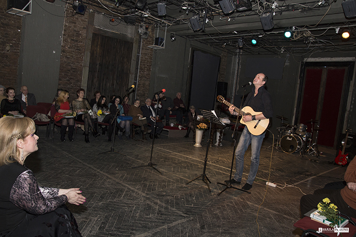 Mihai Napu Gala Premiilor Culturale Brailene