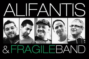 Alifantis si Fragile Band