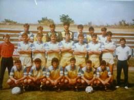 Petrolul Braila 1988, antrenor Serban Trofin