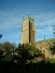 Church of St George, Brailes