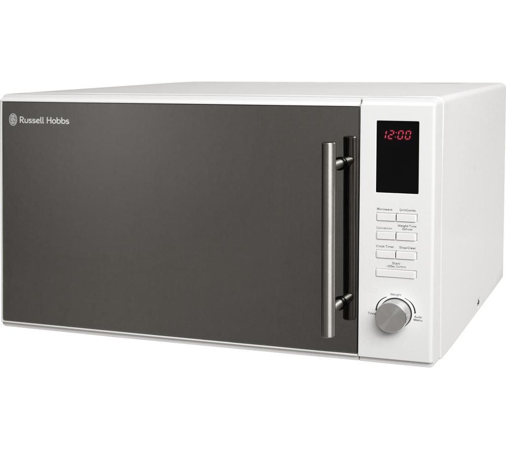 Buy RUSSELL HOBBS RHM3003 Combination Microwave White