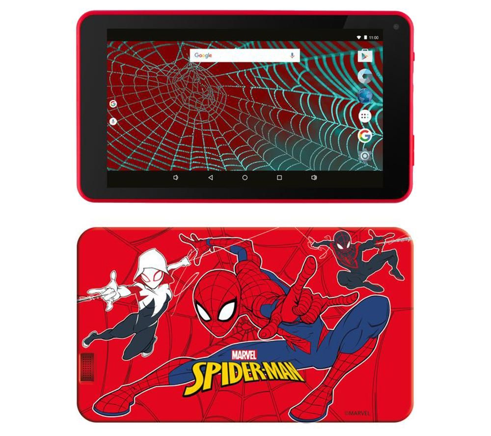 Buy ESTAR 7 Tablet Amp Case 8 GB Spiderman Free Delivery Currys