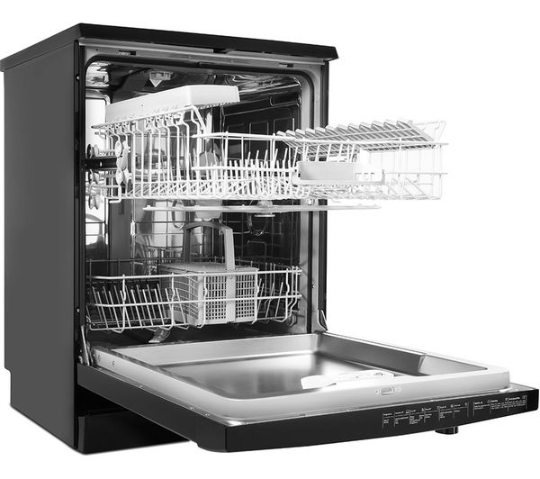 Buy BOSCH SMS25AB00G Full Size Dishwasher Black Free Delivery Currys