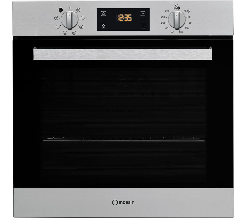 Buy INDESIT IFW6340IX Electric Oven Stainless Steel Free Delivery Currys