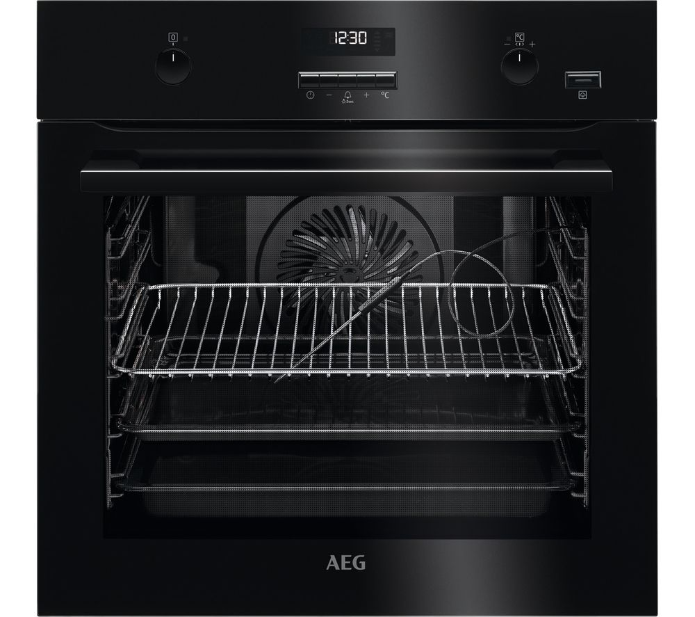 Buy AEG BPE552220B Electric Oven Black Free Delivery Currys
