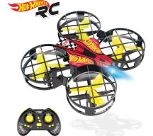 BLADEZ Hot Wheels DRX Hawk Racing Drone with Controller - Black, Red & Yellow