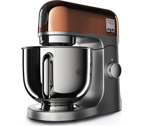 kenwood kmix kmx760 gd kitchen machine rose gold