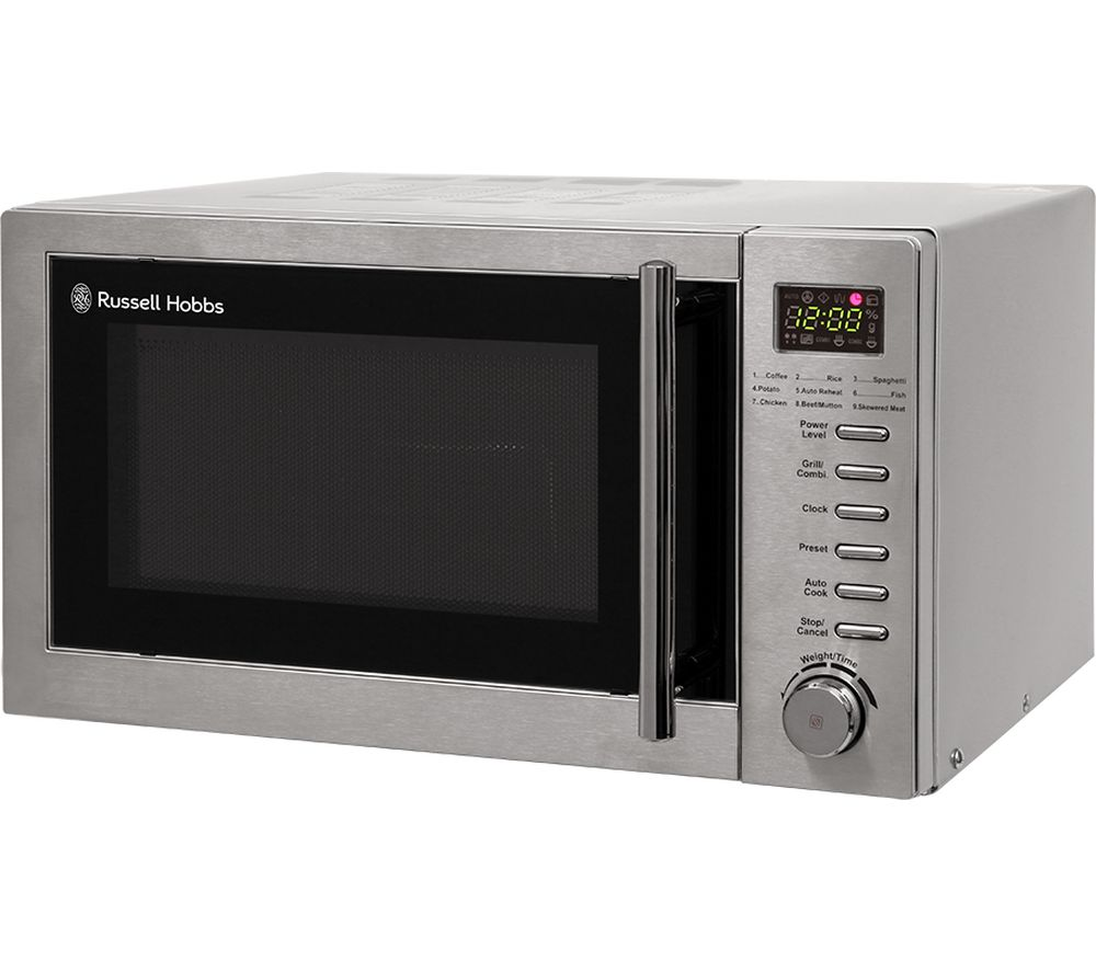 rhm2031 microwave with grill stainless steel