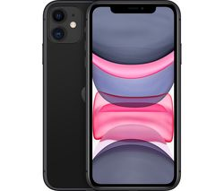 iPhone 11 - 128 GB, Black