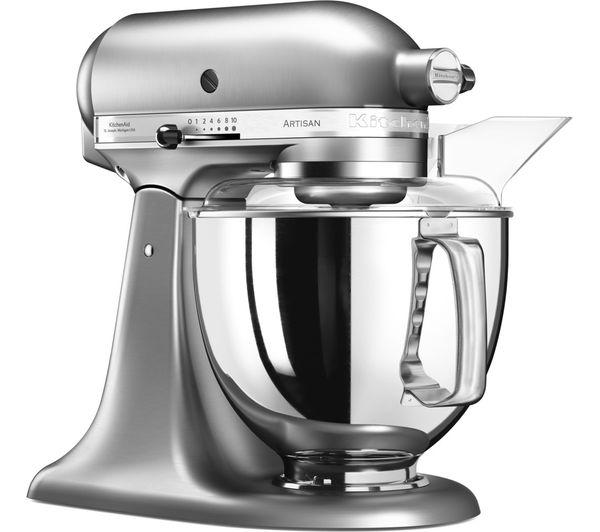 Buy KITCHENAID Artisan 5KSM175PSBNK Stand Mixer Brushed