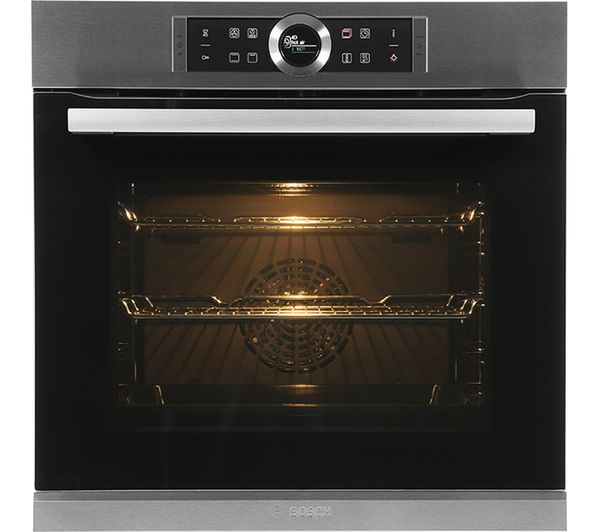 bosch serie 8 hbg634bs1b electric oven stainless steel