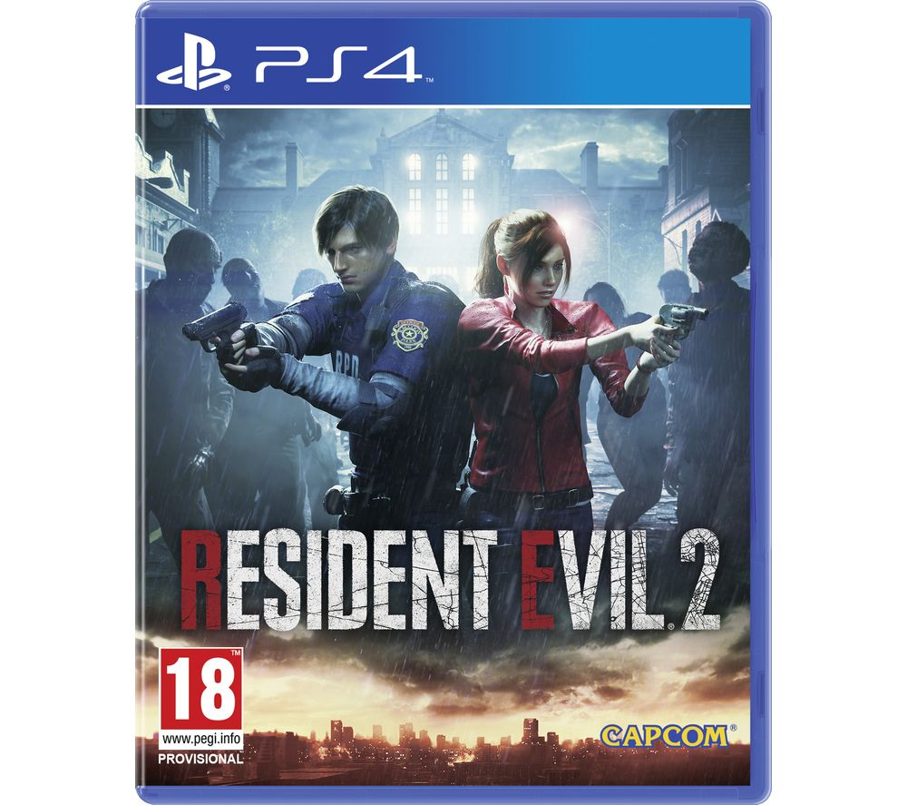 Buy PS4 Resident Evil 2 Free Delivery Currys