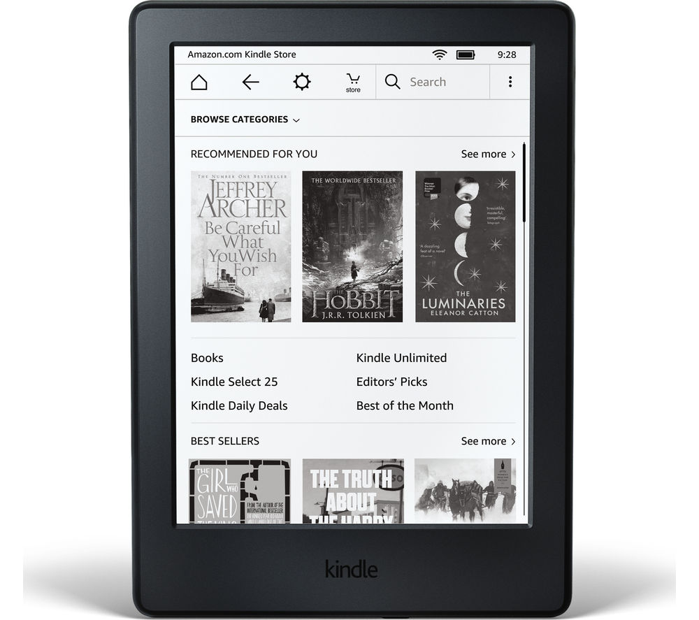 Kindle E-Reader, Kindle Ebook Reader, किन्डल, कीन्डल, ईबुक रीडर
