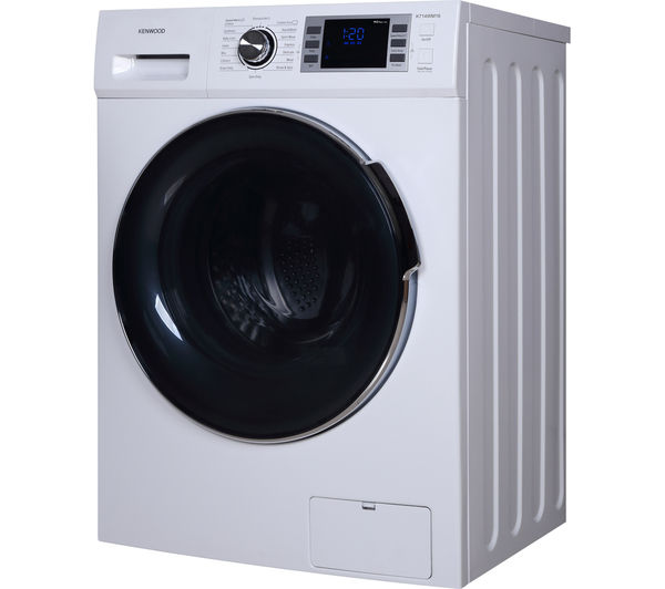 Buy KENWOOD K714WM16 Washing Machine White Free Delivery Currys