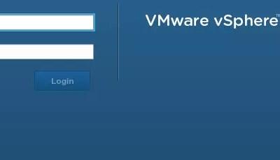 Building a vsphere system on windows server 2012
