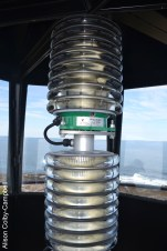 Current lens for Wood Island Light