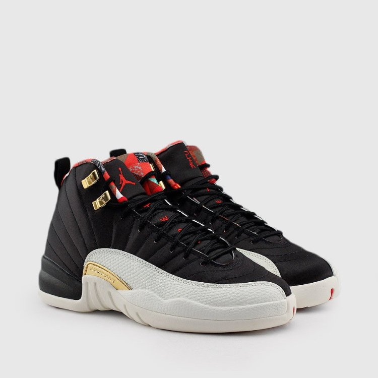 "4cd3700a3af6a7 The new ""Air Jordan 12 Chinese New Year"" have released today"