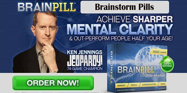 Brain booster pills