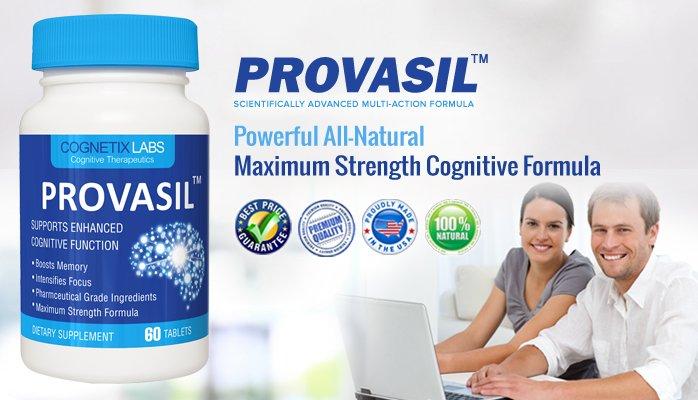 Provasil brain supplement