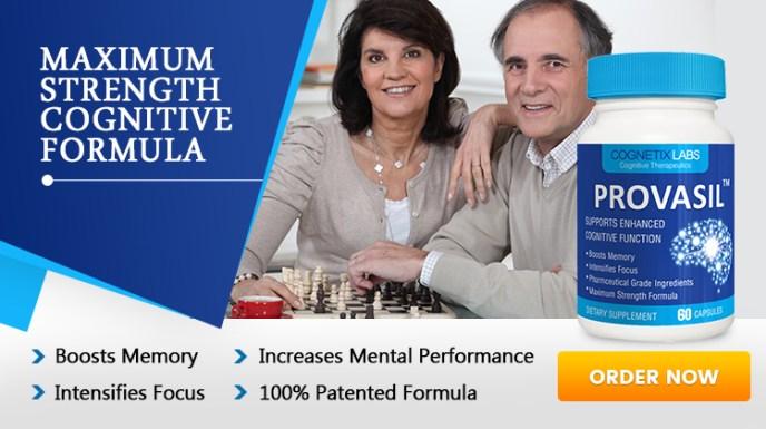 Provasil Cognitive enhancer