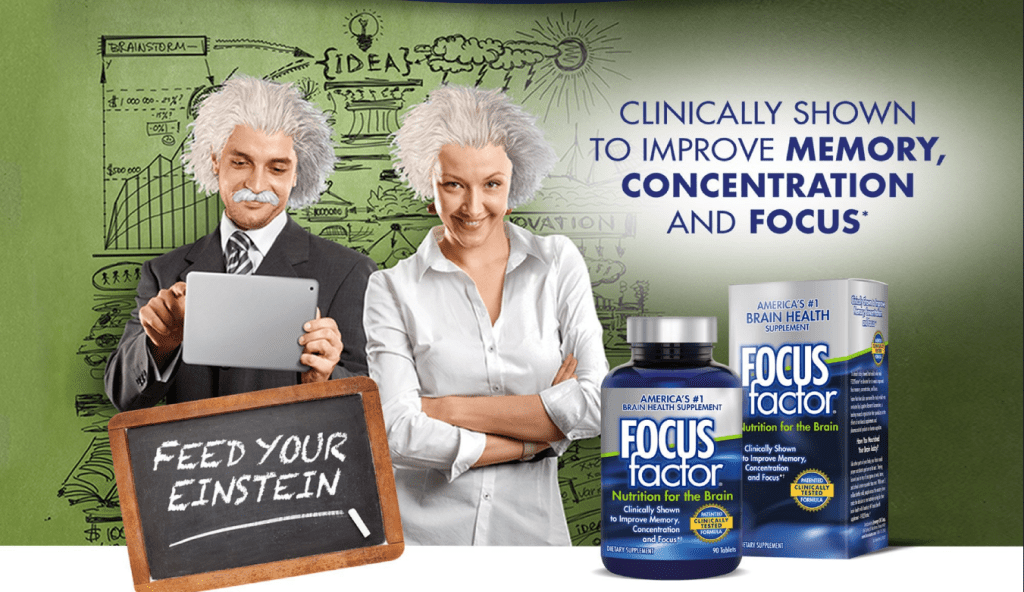 Focus Factor Brain Booster Reviews