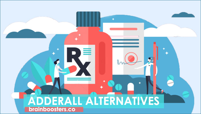 Adderall Alternatives – 10 Best Natural OTC Substitutes for Adderall