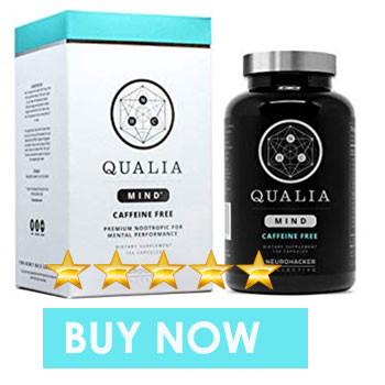 Qualia Mind nootropic supplements