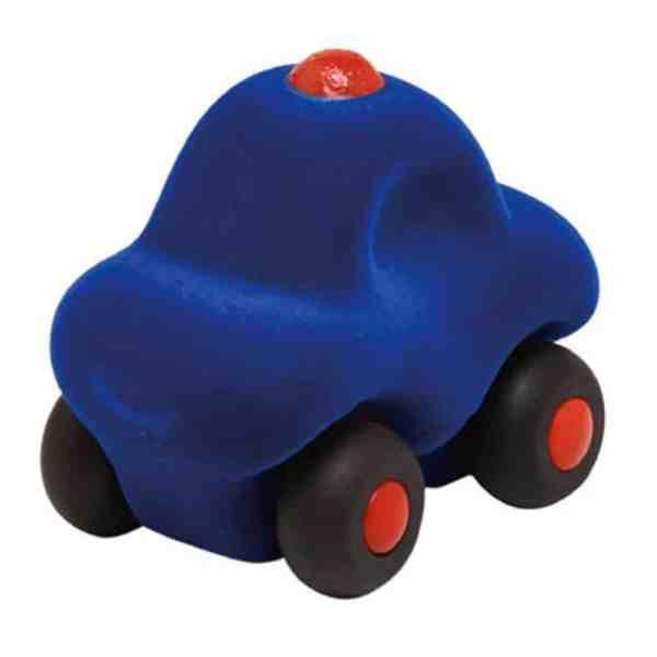 Polizeiauto Blau klein