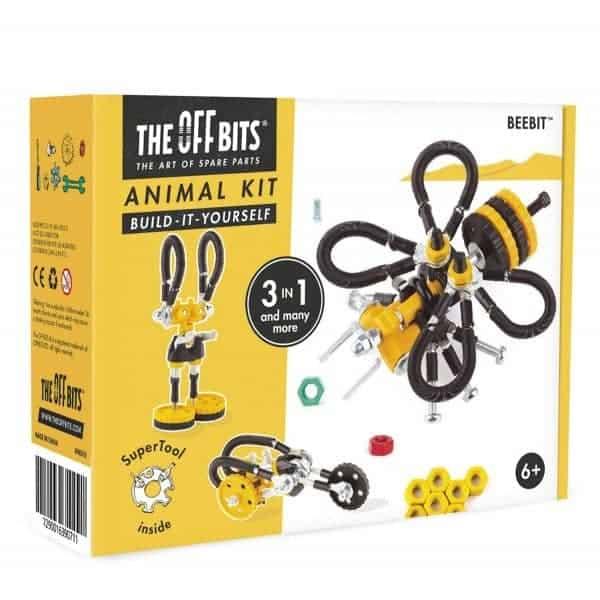 BeeBit model kit with Super Tool-01