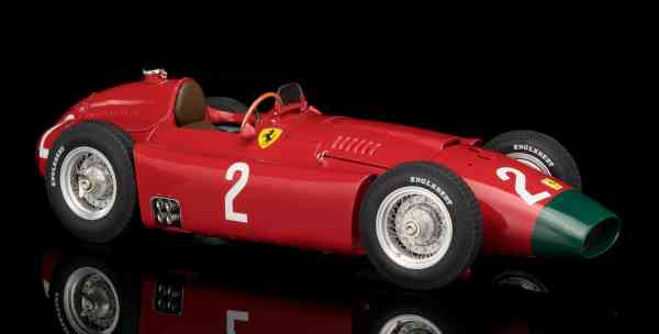CMC Ferrari D50, Long Nose, 1956 GP Deutschland #2 Collins-02