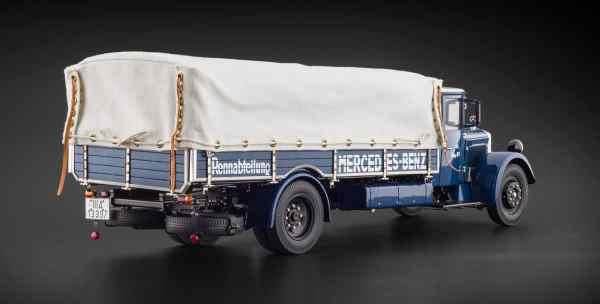 CMC Mercedes-Benz Renntransporter