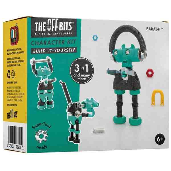 Charakter Kit - BabaBit-01