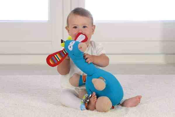 Dolce Toys Musical Giraffe